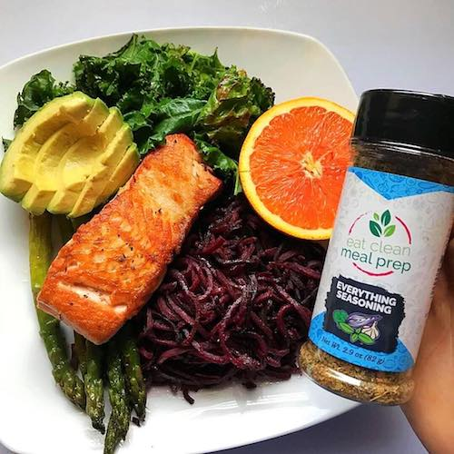 Everything Seasoning - Eat Clean Meal Prep - Certified Paleo - Paleo Foundation