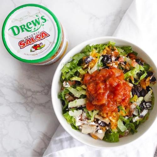 Hot Organic Salsa - Drew's Organics - Certified Paleo - Paleo Foundation