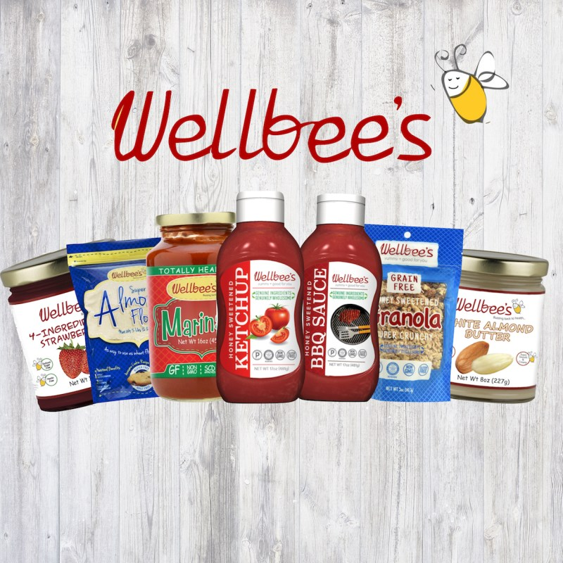 Product Lineup - Wellbee's - Certified Paleo - Paleo Foundation
