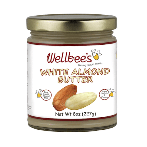 White Almond Butter - Wellbee's - Certified Paleo - Paleo Foundation