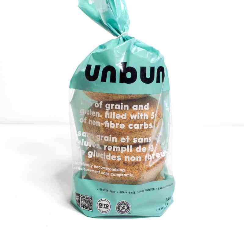 Keto Certified Unbun from Keto Buns