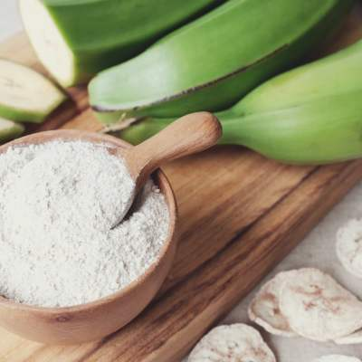 Plantain Flour - Jeb Foods - Certified Paleo, Grain Free Certified - Paleo Foundation