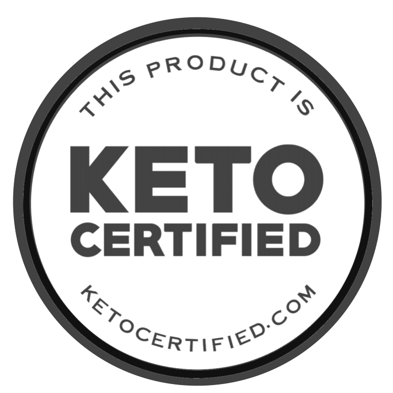 keto certification for products