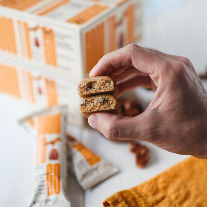 Cinnamon Pecan Snack Bar - GoodTo Go - KETO Certified by the Paleo Foundation