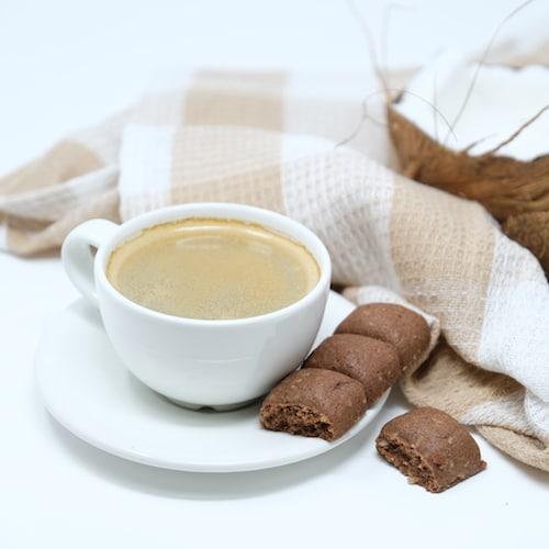 Cocoa Coconut Cookie Bar 3 - GoodTo Go - KETO Certified - Paleo Foundation - - Keto Certified - Keto Diet Certified - Keto Diet Approved