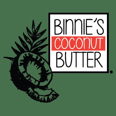 Binnie's Coconut Butter logo