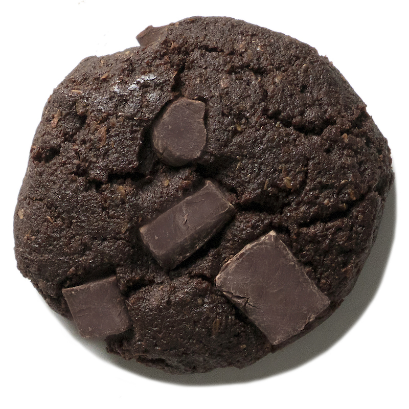 Double choclate chunk cookie