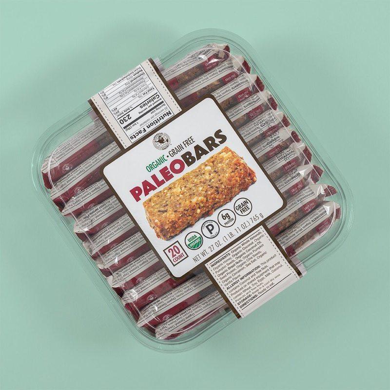 Organic Paleo Bars - Best Express Foods - Certified Paleo - Paleo Foundation