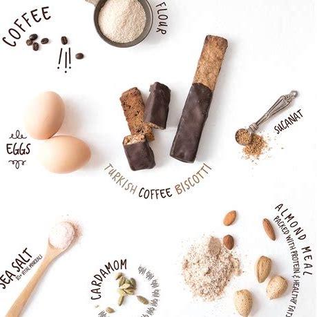 Turkish Coffee Biscotti