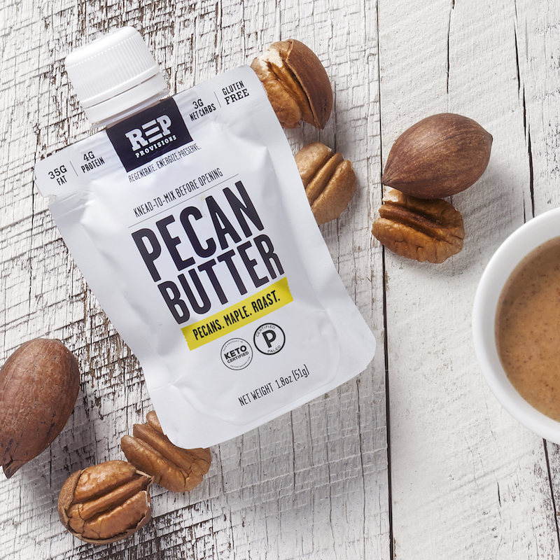 Maple Pecan Butter - REP Provisions - Certified Paleo, KETO Certified - Paleo Foundation