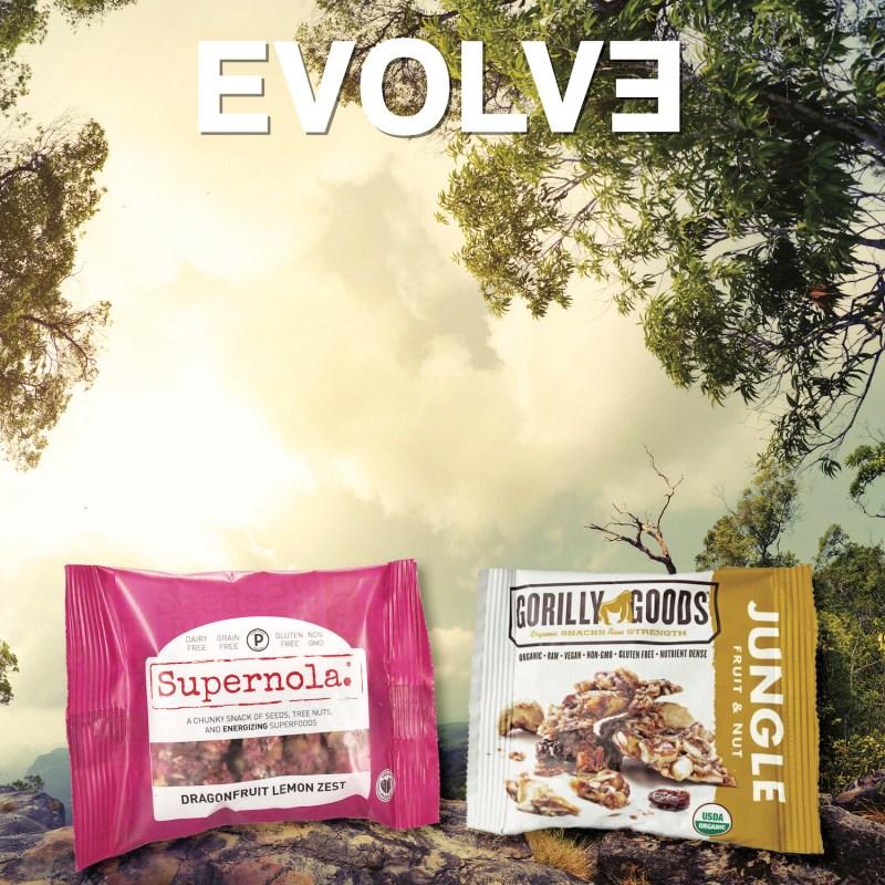 Supernola & Gorilly Goods - Evolve Brands - Certified Paleo by the Paleo Foundation