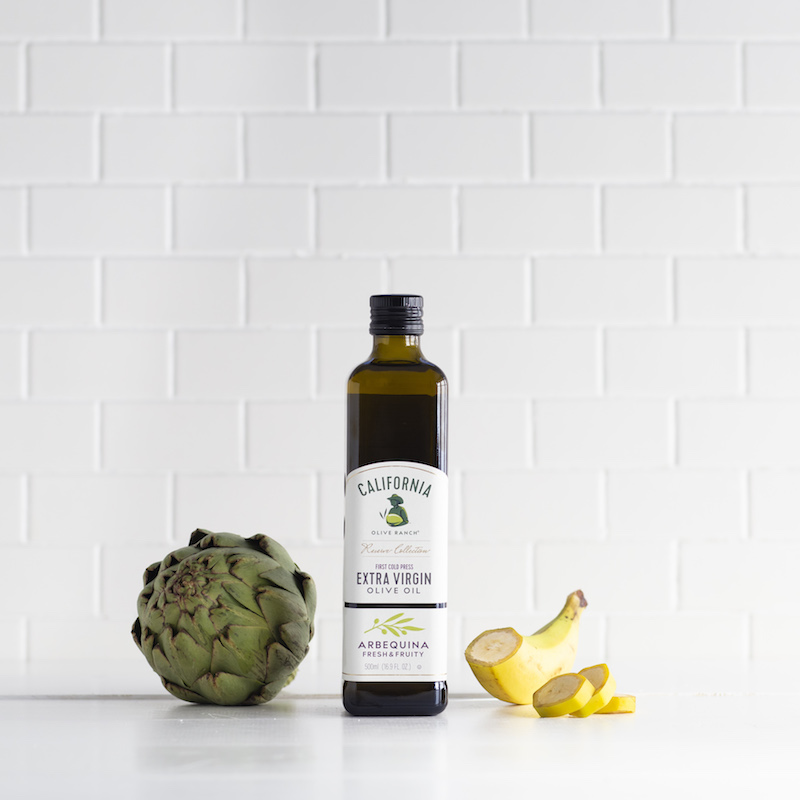 Arbequina Extra Virgin Olive Oil - California Olive Ranch - Certified Paleo, KETO Certified by the Paleo Foundation