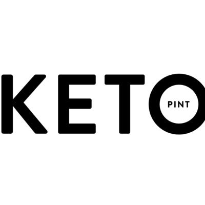 Keto Pints logo - Keto Certified by the Paleo Foundation