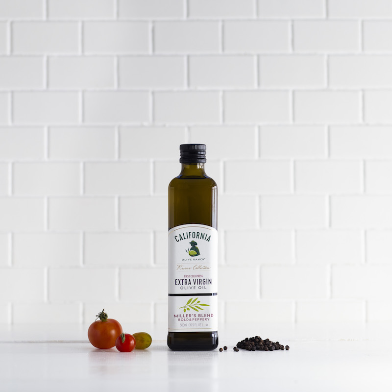 Millers Blend Extra Virgin Olive Oil - California Olive Ranch - Certified Paleo, KETO Certified by the Paleo Foundation