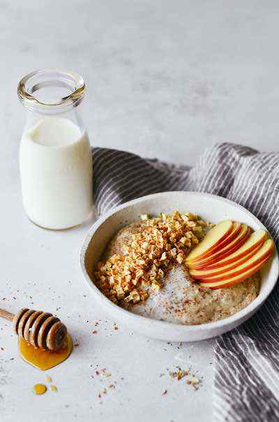 Instant Paleo Cinnamon Hot Cereal