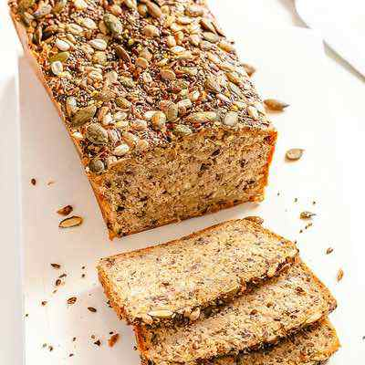 Seed and Nut Sandwich Bread