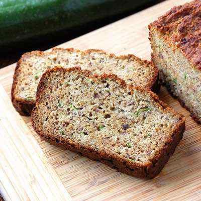 Easy Paleo Zucchini Bread