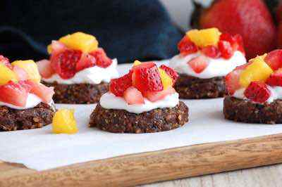 Fruit Paleo Snacks