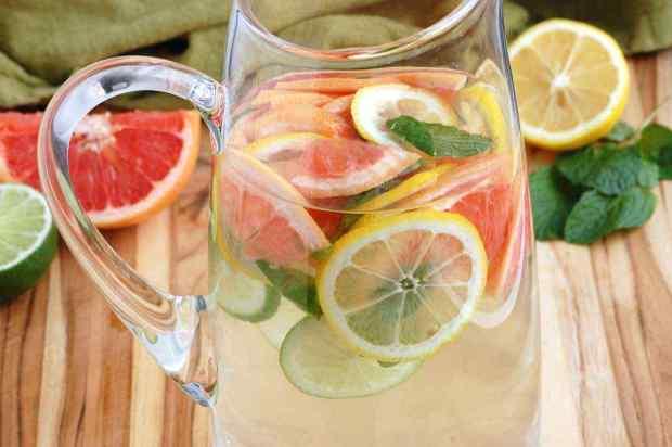 Citrus Detox Water