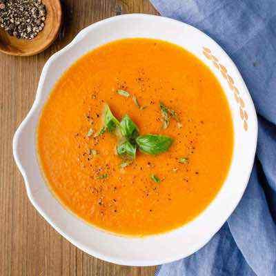 Farm to Table Garden Tomato Soup