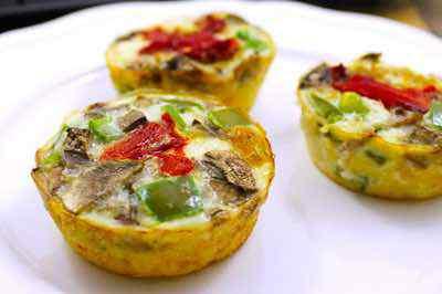 Make-Ahead Paleo Egg Muffins