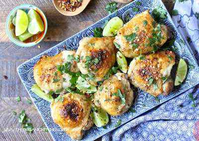 Spicy Lime Chicken