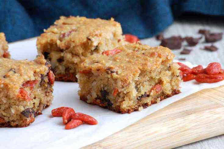 Superfood Paleo Breakfast Bars