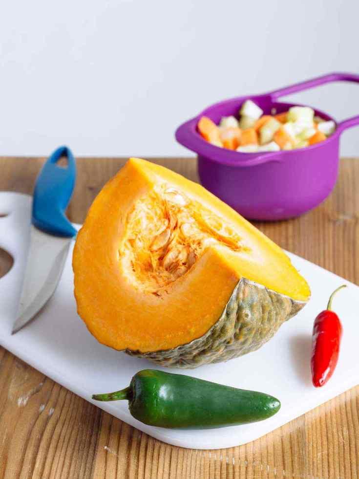 Paleo Chicken Pumpkin Chili