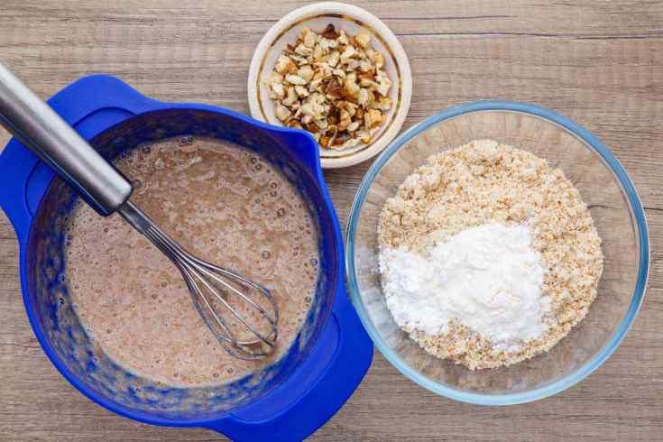 Easy Paleo Banana Bread Pancakes