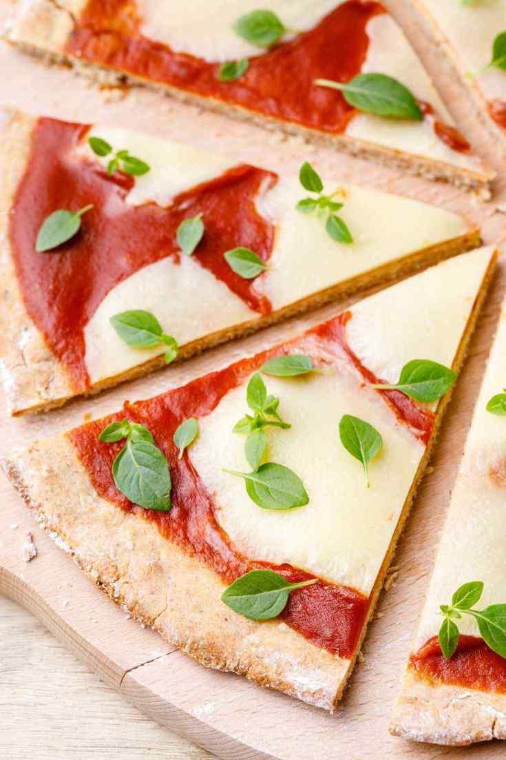 Easy Paleo Pizza Crust