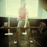 Inspiration: Deadlift 315 lbs with one arm