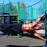 What they eat: George Richards of Calisthenics Kingz