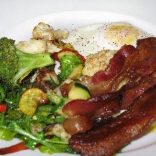 Breakfast at Besaws