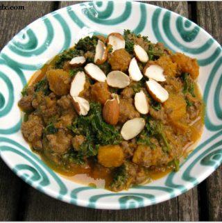 Kashmiri-Spiced Buffalo Stew