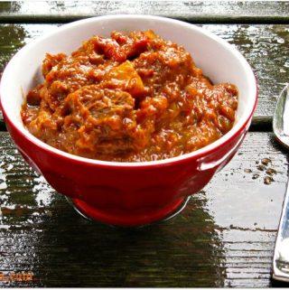 Rainy Day Butternut Squash Stew