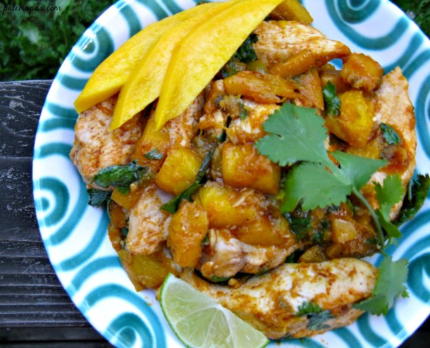 ginger lime chicken 2