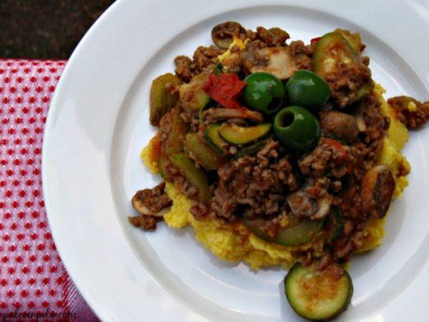 Italian Cauliflower hash 2