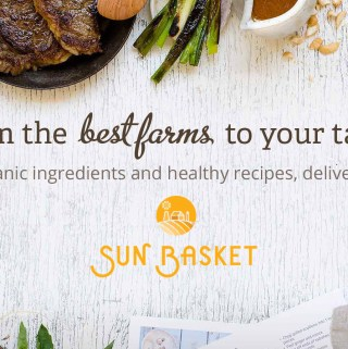 Sun Basket: Healthy Cooking Made Easy
