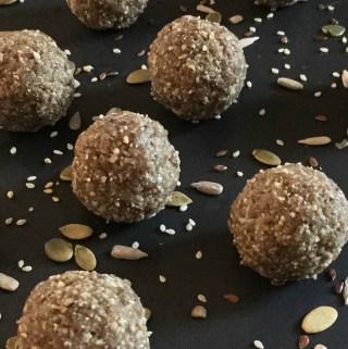 Nut-Free Seedy Bites