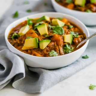 Pumpkin Spice Turkey Chili