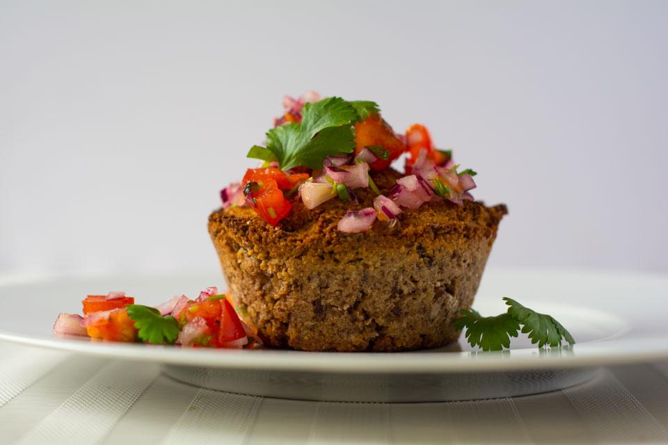 orzechowo cebulowe paleo muffinki
