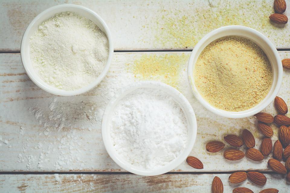 mąki paleo