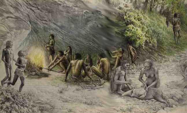 Stone People Ancient Ones