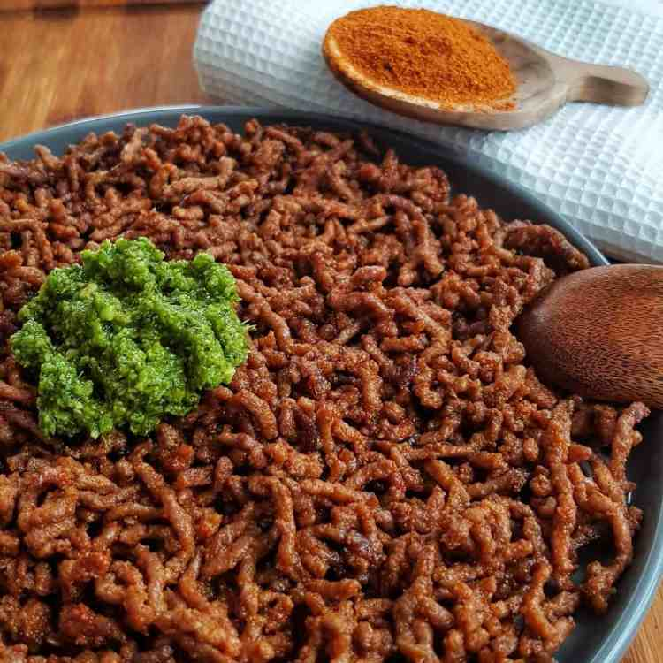 Healthy Minced Beef Recipe Paleolowcarbkate