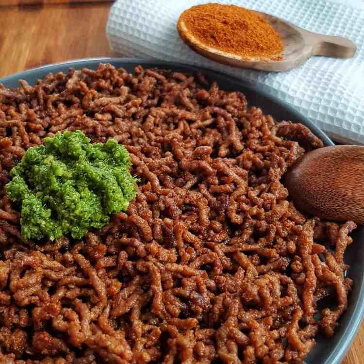 Healthy Minced Beef Recipe Paleolowcarbkate