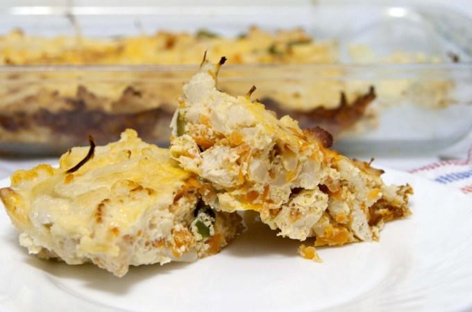 Frittata Paleo, Receta Fácil y Socorrida