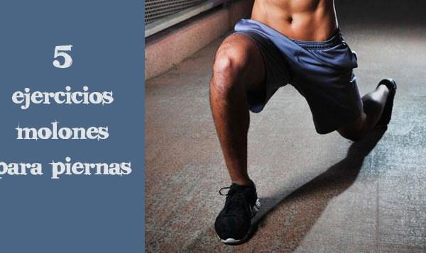 5 ejercicios para piernas y glúteos sin morir de aburrimiento