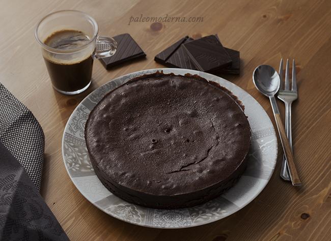 pastel chocolate paleo