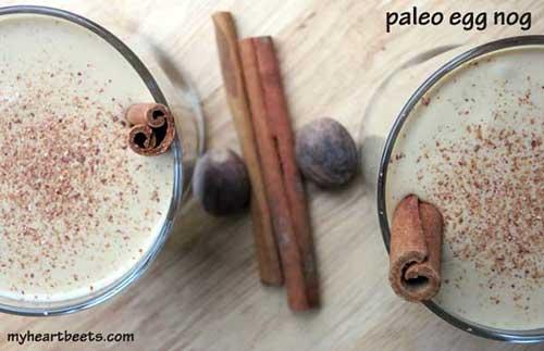 My Heart Beets – Paleo Egg Nog