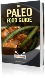 paleo food guide